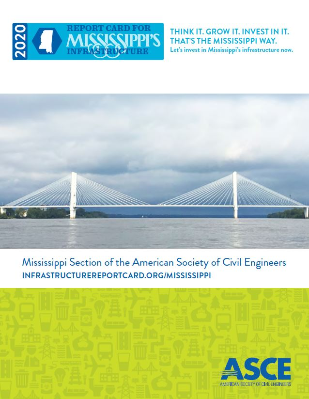 mississippi infrastructure report card