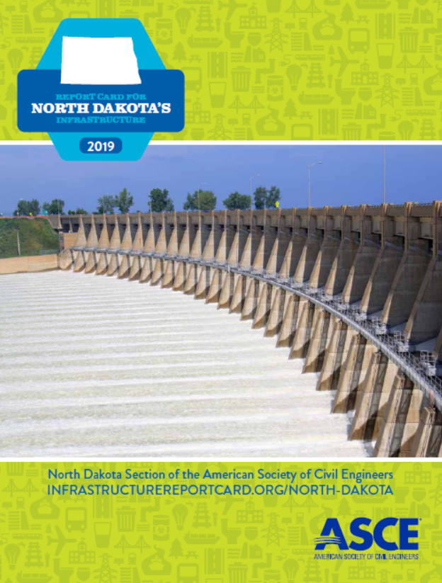 north dakota state infrastructure 2019 report