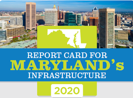 maryland infrastructure report card