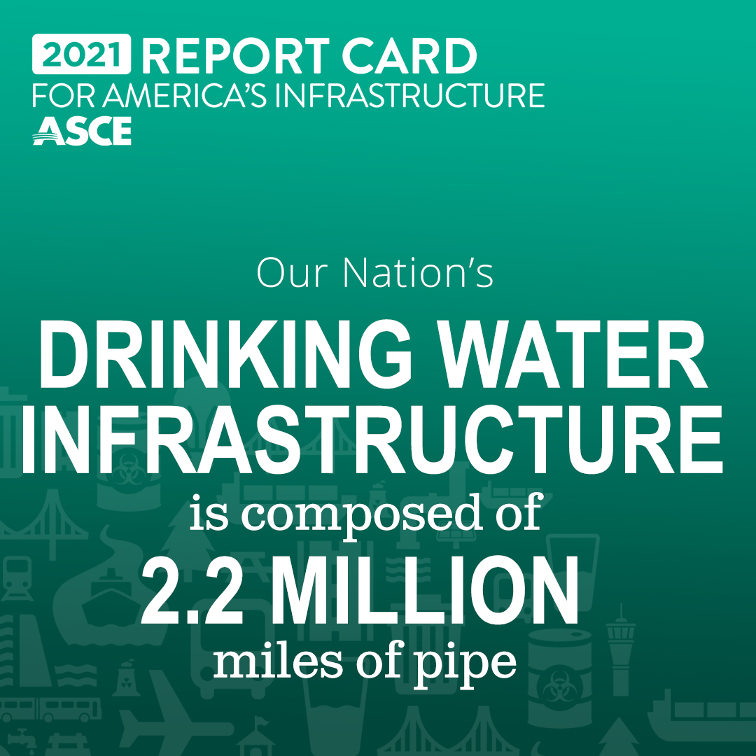 drinking water infrastructure