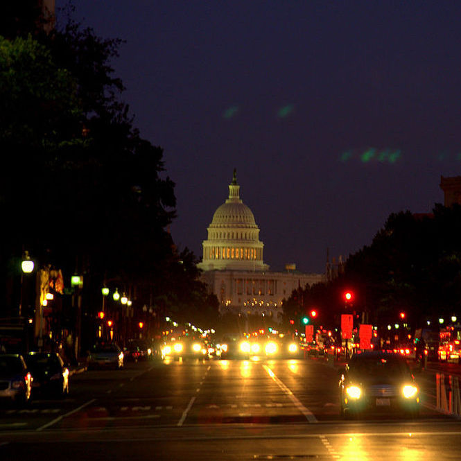 Washington, D.C.: Plan to Invest in Infrastructure