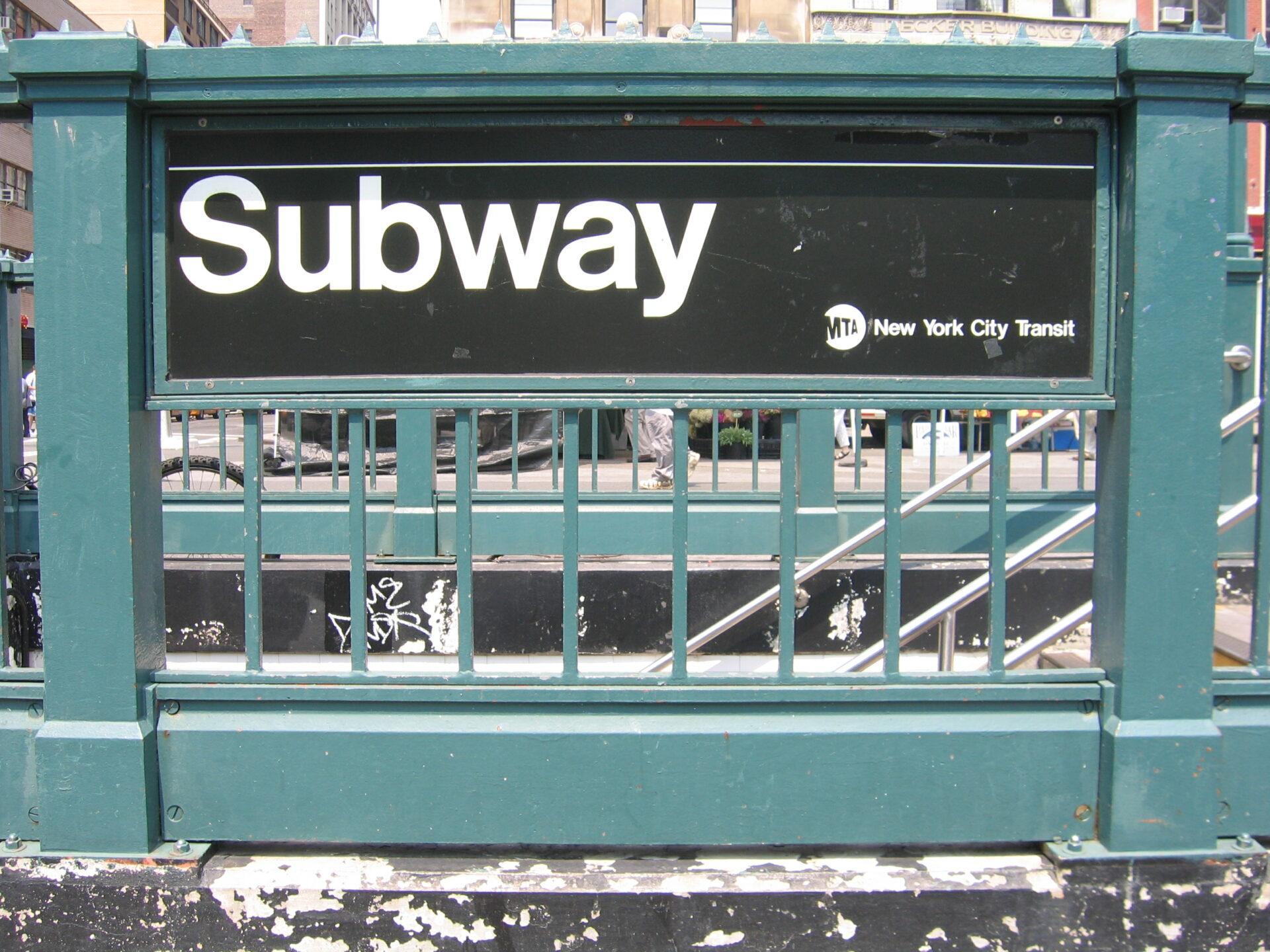 subway in union square