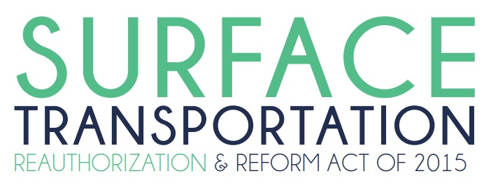 surface transportation reauthorization and reform act of 2015
