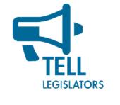 tell legislators