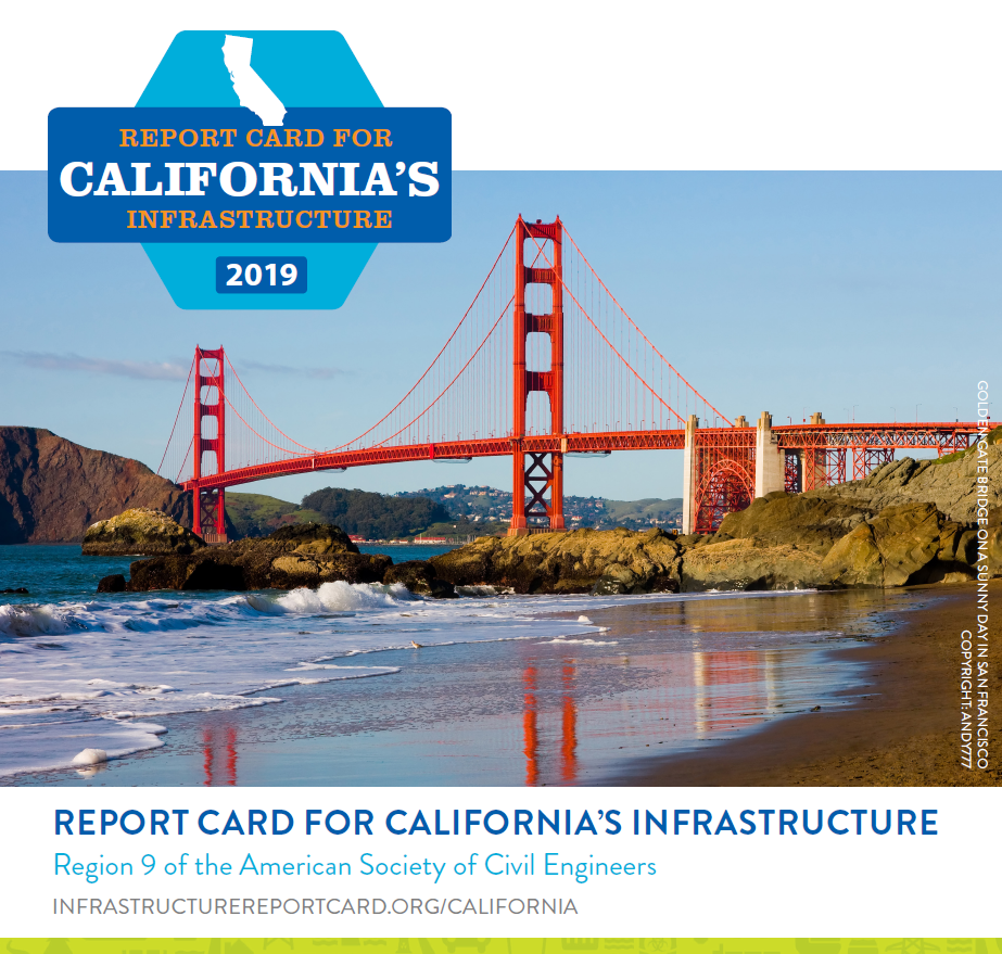 california infrastructure 2019 report